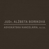 JUDr. Alžbeta BORIKOVÁ, advokátska kancelária, s.r.o.