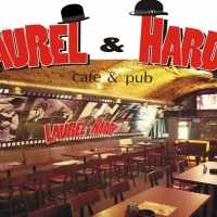 Laurel & Hardy cafe & pub Žilina