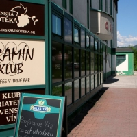 TRAMÍN KLUB coffee & wine bar Žilina