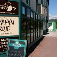 TRAMÍN KLUB coffee & wine bar Žilina
