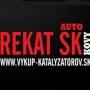REKAT SK, s.r.o. výkup katalyzátorov a autobatérií