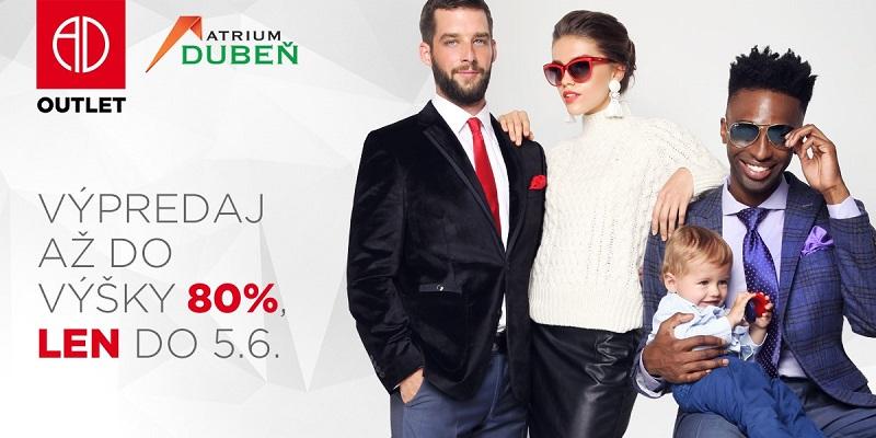 e81093423a52 Využite časovo obmedzený výpredaj a skvelé zľavy až do výšky 80 % v outlete  Alain Delon (Atrium Dubeň