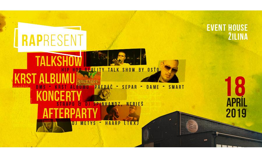 b0fdeb01c RaPresent prináša do Žiliny už vo štvrtok desaťhodinovú show hiphopu ...