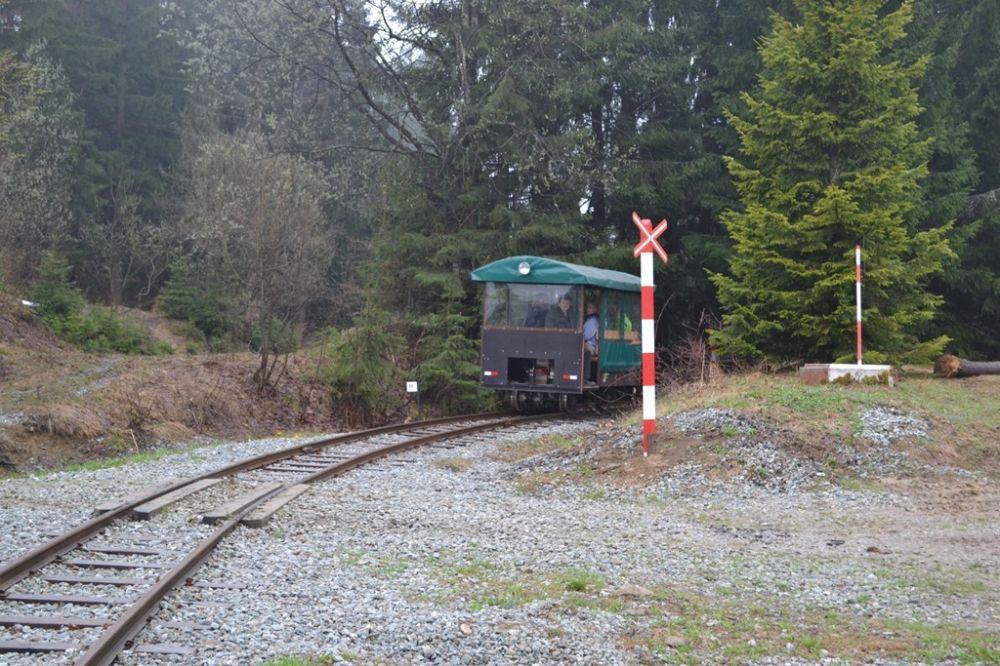 Regióny Oravu a Kysuce spojí unikátna lesná železnica, foto 1