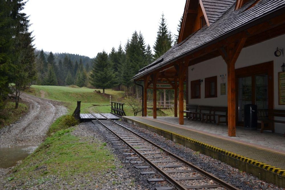 Regióny Oravu a Kysuce spojí unikátna lesná železnica, foto 3