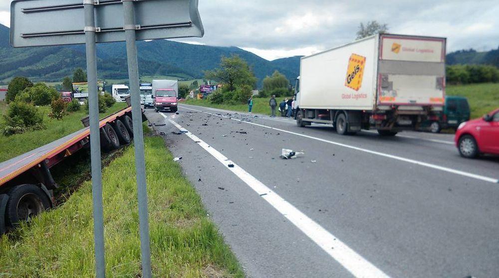 Dopravné nehody zo dňa 22.5.2015, foto 2
