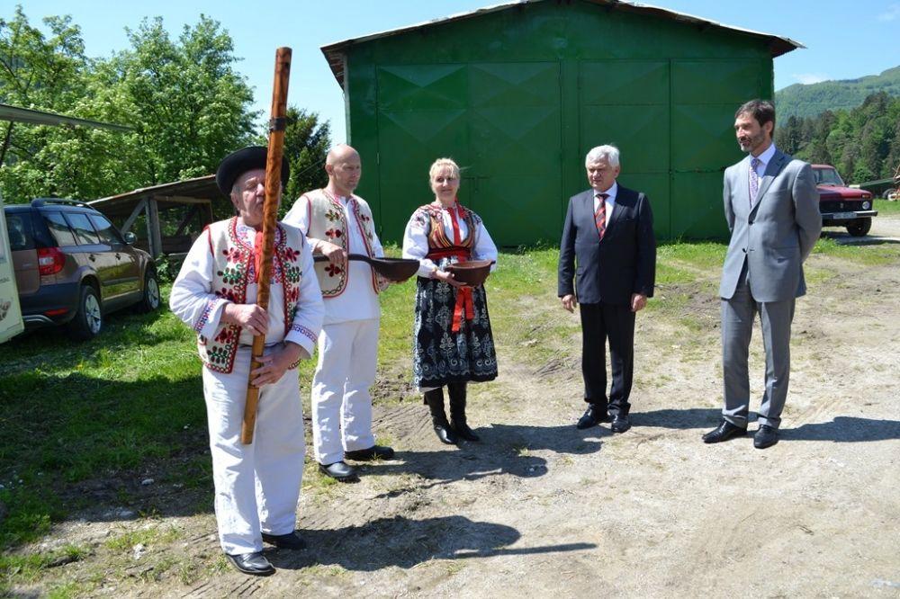 Žilinský kraj podporuje ovčiarstvo na našom území, foto 1