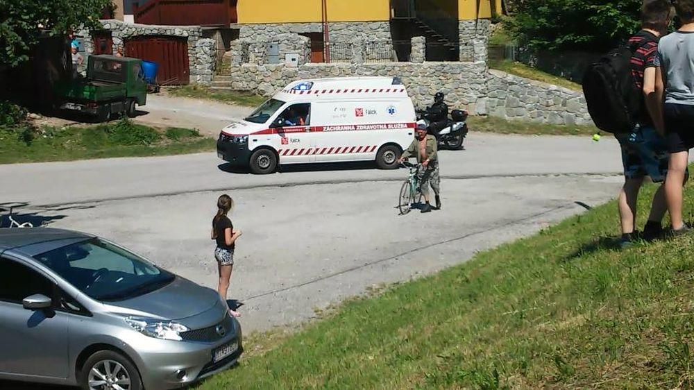 Pod Strečnom sa opäť stala vážna dopravná nehoda , foto 3