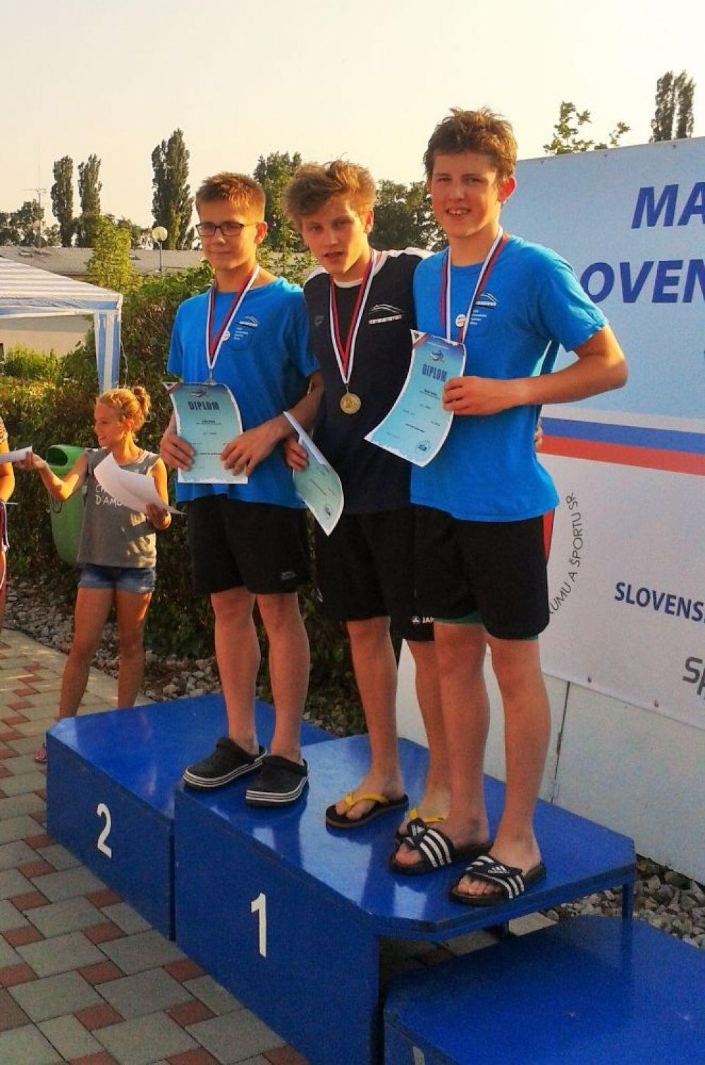 Majstrovstvá Slovenska Nereus 2015 Leto, foto 2