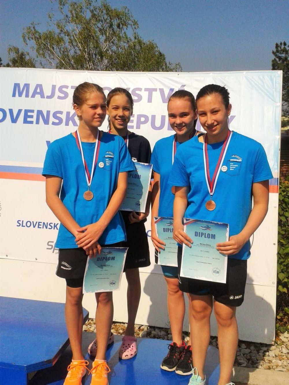 Majstrovstvá Slovenska Nereus 2015 Leto, foto 3