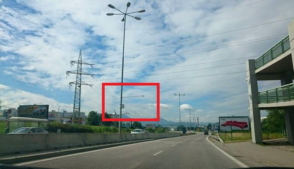 Nové dopravné zariadenie na hlavných ťahoch v Žiline, foto 1