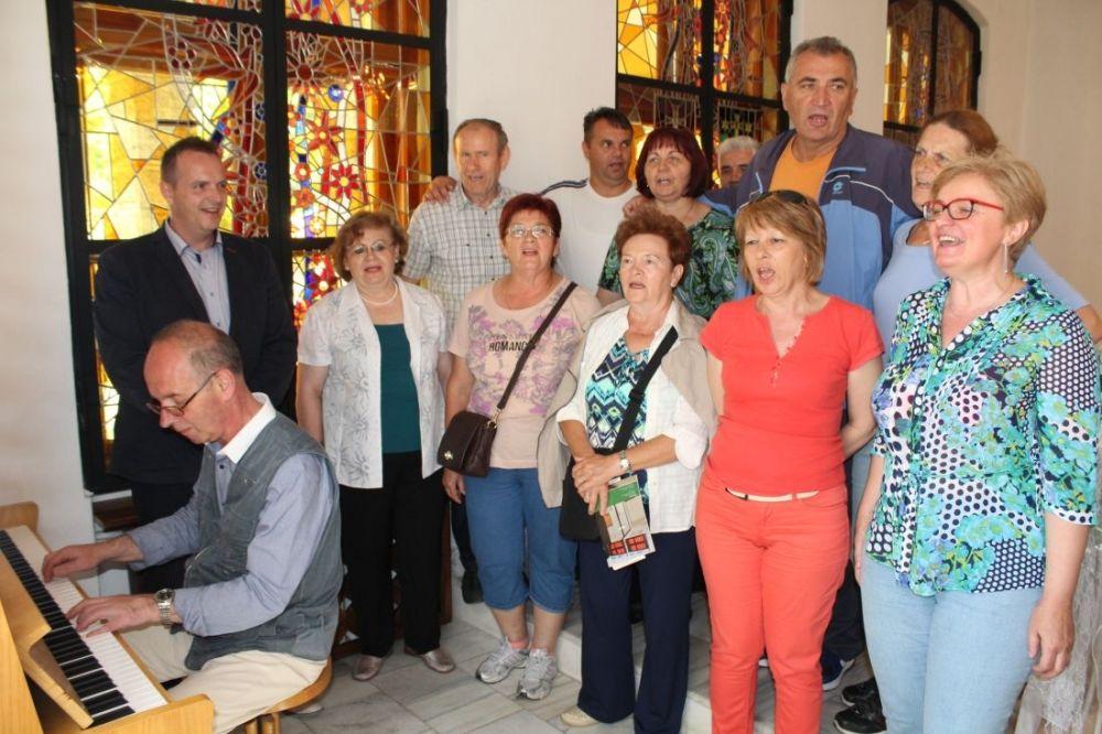 Chorváti so slovenskými koreňmi navštívili Žilinu , foto 2
