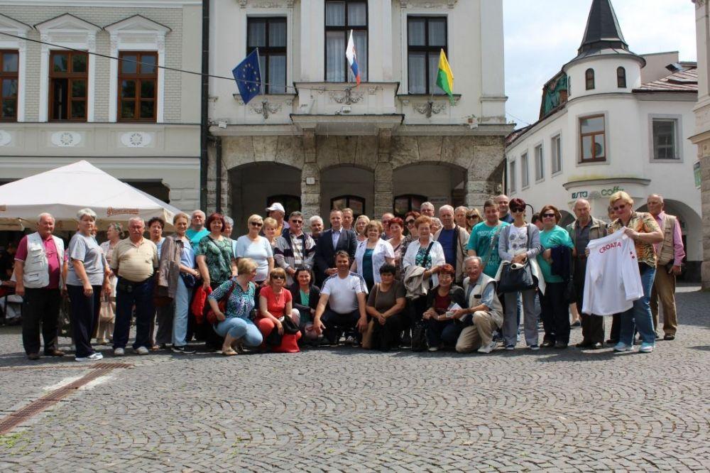 Chorváti so slovenskými koreňmi navštívili Žilinu , foto 3