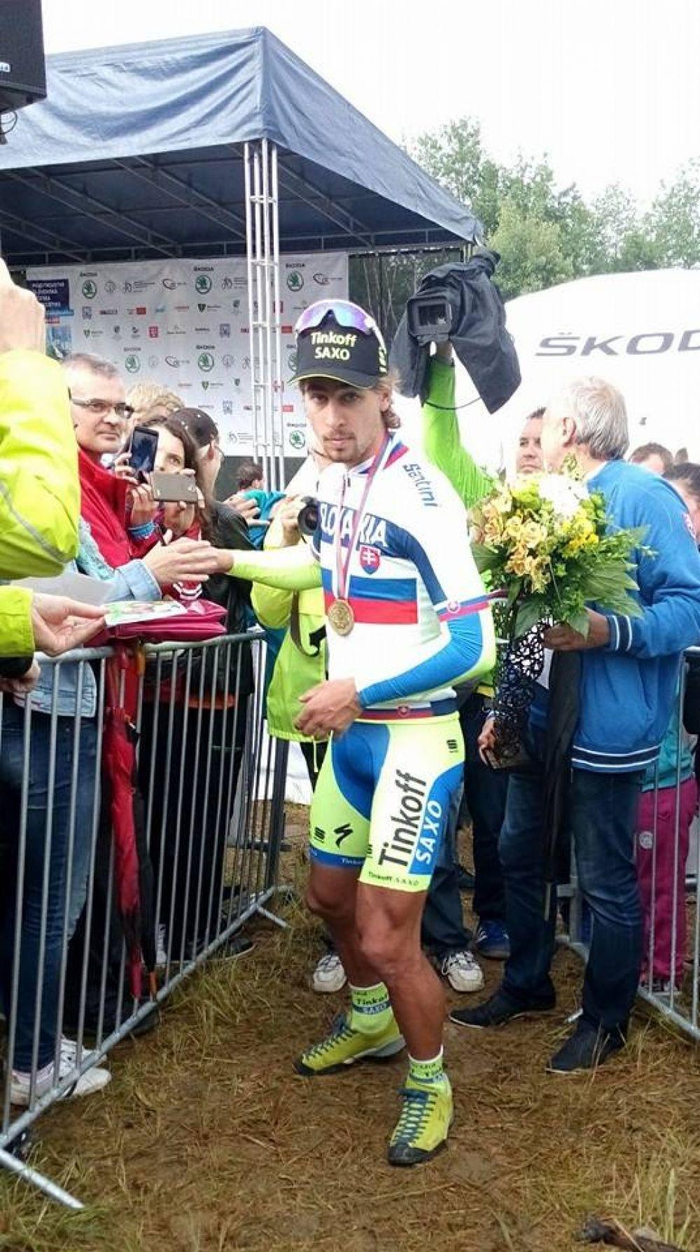 Peter Sagan kraľuje slovenskej cyklistike, vyhral aj piatykrát v rade, foto 4