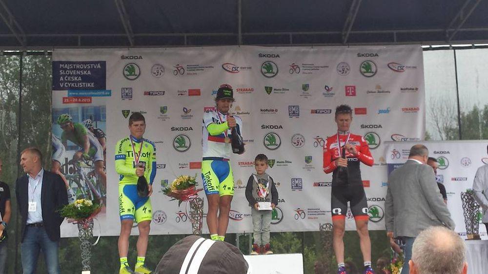 Peter Sagan kraľuje slovenskej cyklistike, vyhral aj piatykrát v rade, foto 5