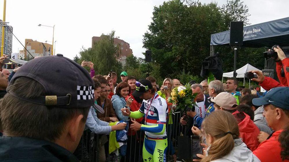 Peter Sagan kraľuje slovenskej cyklistike, vyhral aj piatykrát v rade, foto 12