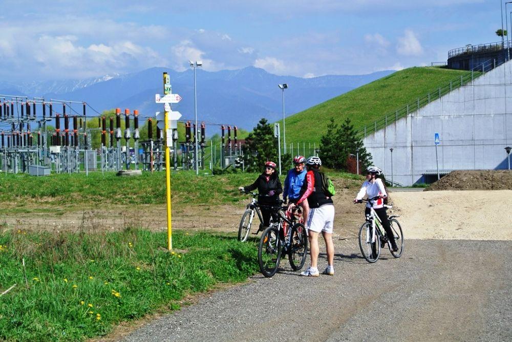 V Žilinskom kraji je 2300 kilometrov cyklotrás , foto 2