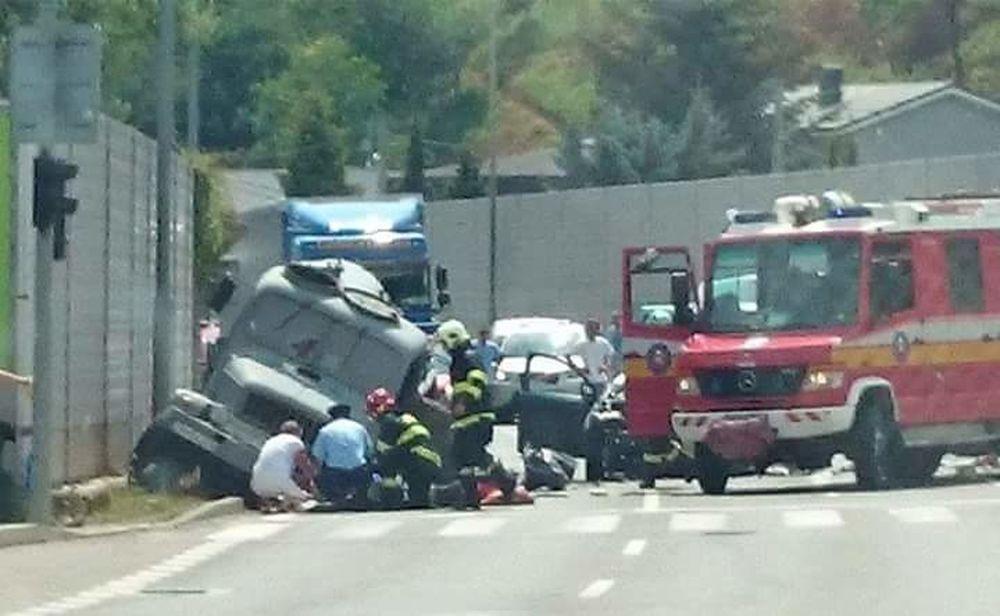 Smrteľná dopravná nehoda v Strážove 8.7.2015, foto 4