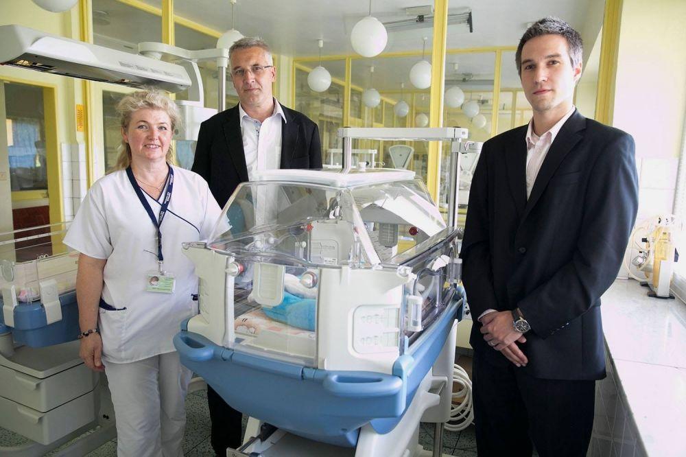 Žilinská nemocnica dostala tri nové inkubátory! , foto 2