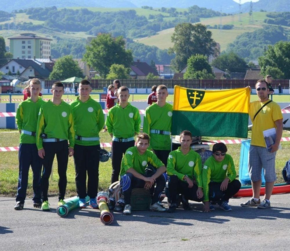 DHZ Trnové na Majstrovstvách Slovenska, foto 2