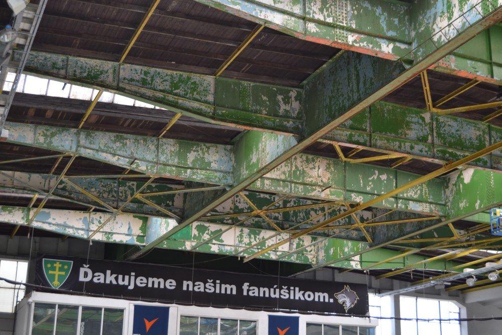 Rekonštrukcia zimného štadióna MsHK Žilina, foto 3