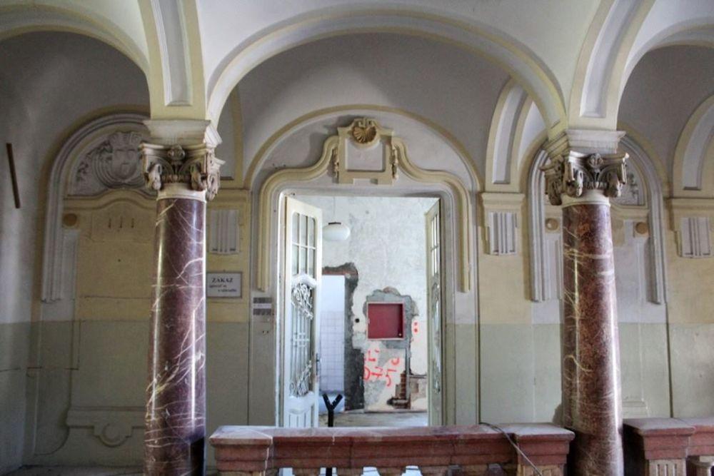 Rekonštrukcia Rosenfeldovho paláca v Žiline, foto 2