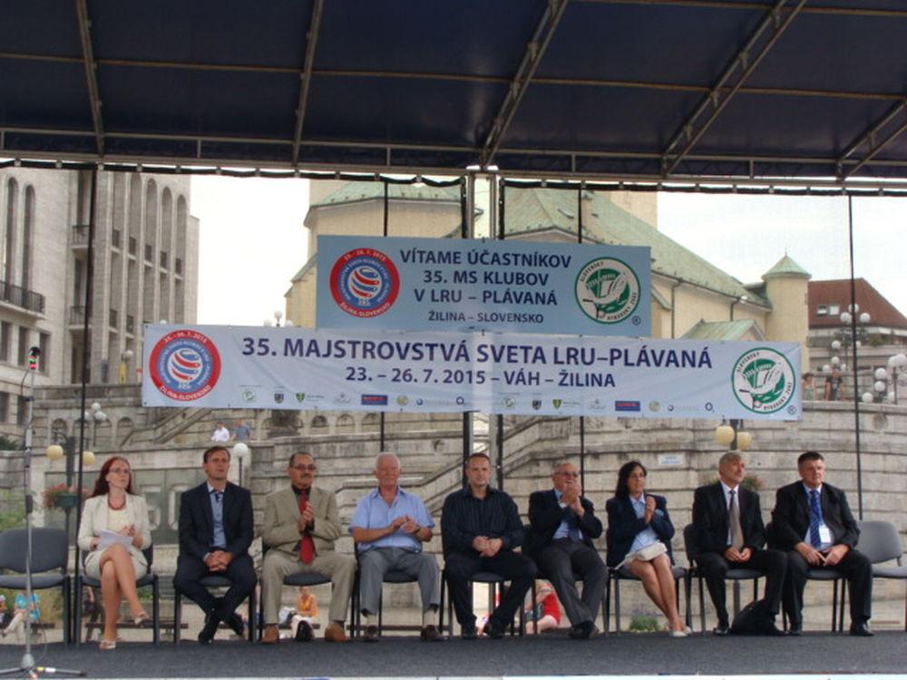 Majstrovstvá sveta v love rýb udicou zahájené v Žiline , foto 2