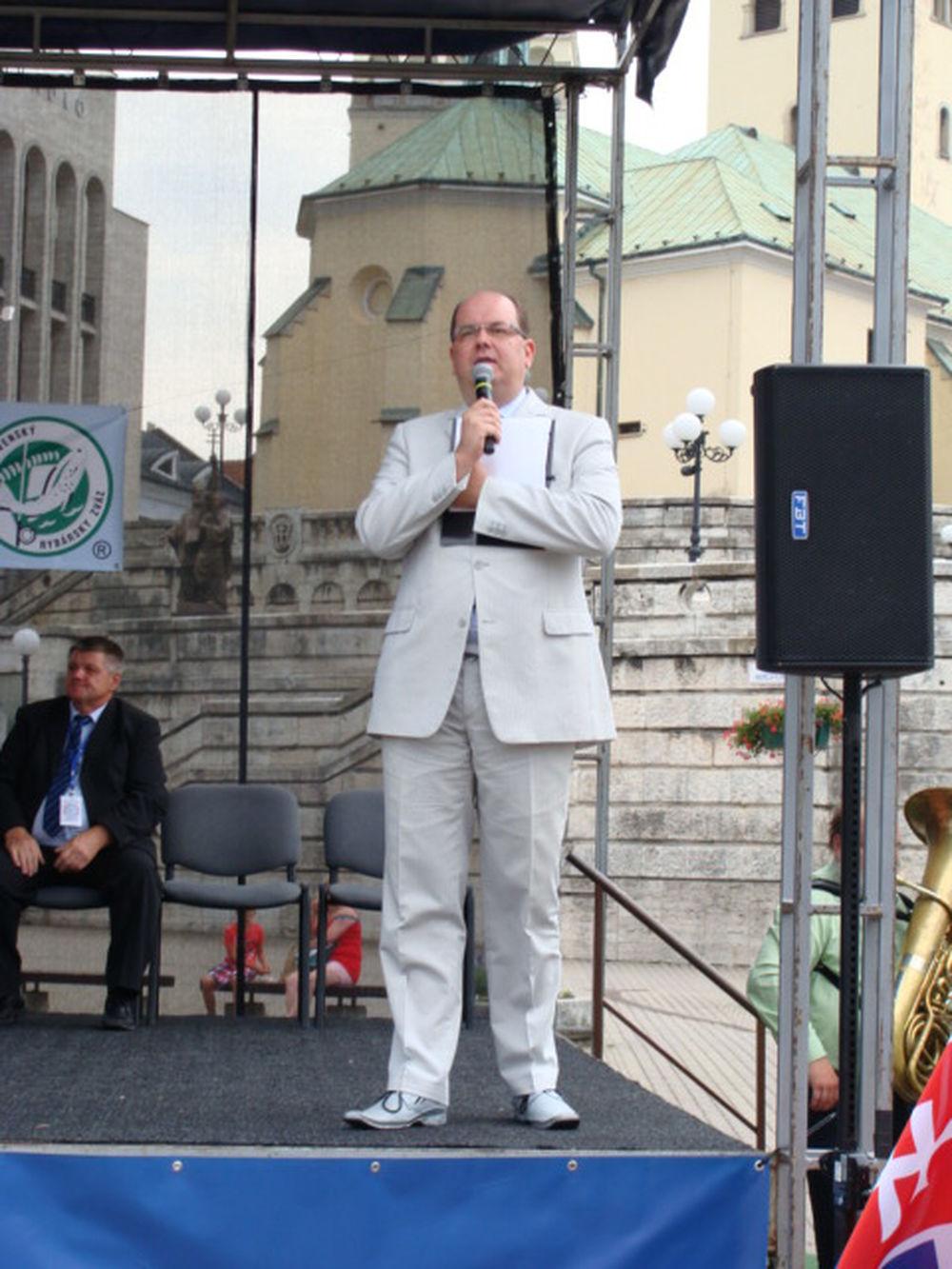 Majstrovstvá sveta v love rýb udicou zahájené v Žiline , foto 3