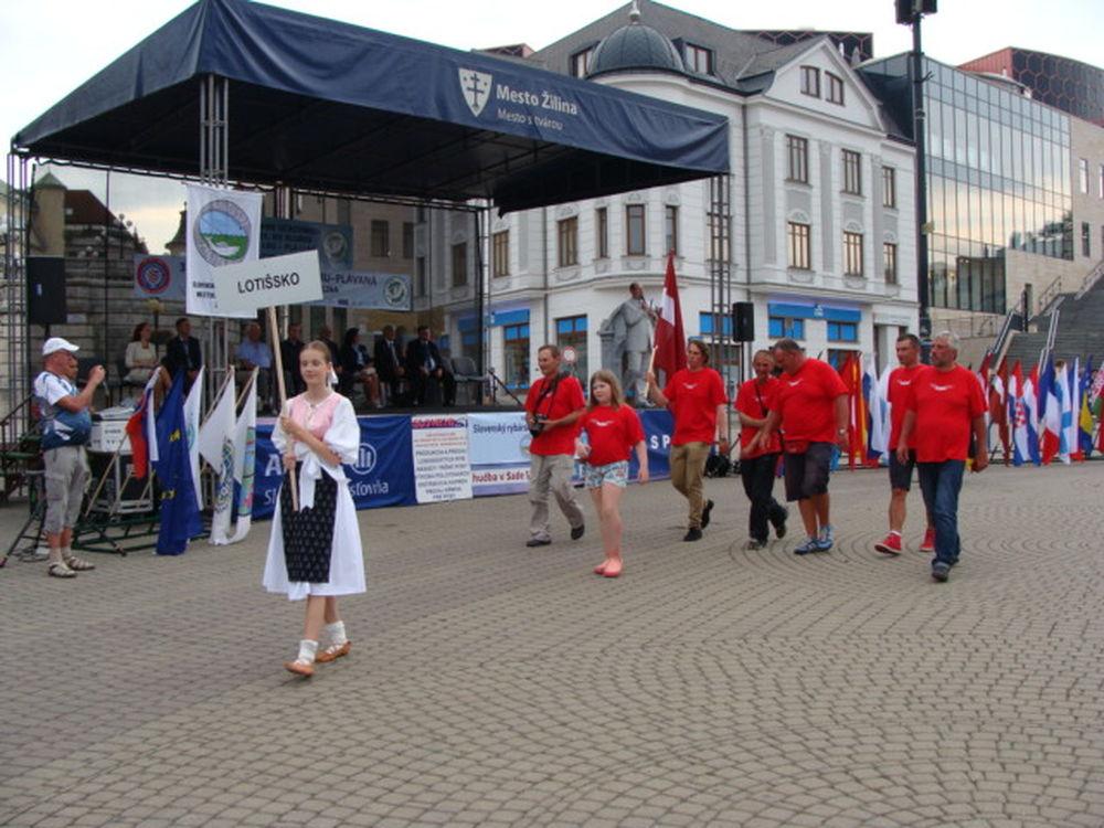 Majstrovstvá sveta v love rýb udicou zahájené v Žiline , foto 4