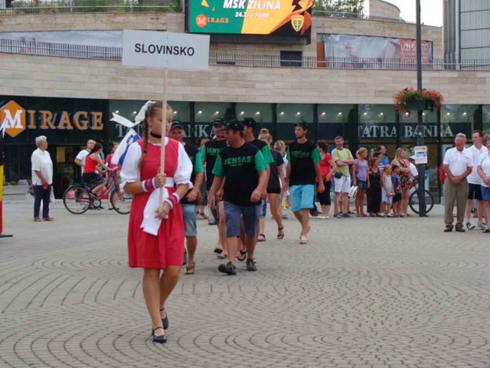 Majstrovstvá sveta v love rýb udicou zahájené v Žiline , foto 6