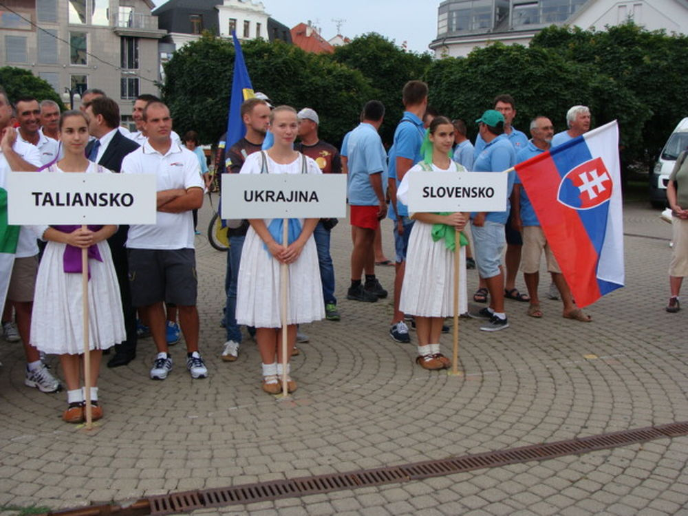 Majstrovstvá sveta v love rýb udicou zahájené v Žiline , foto 7