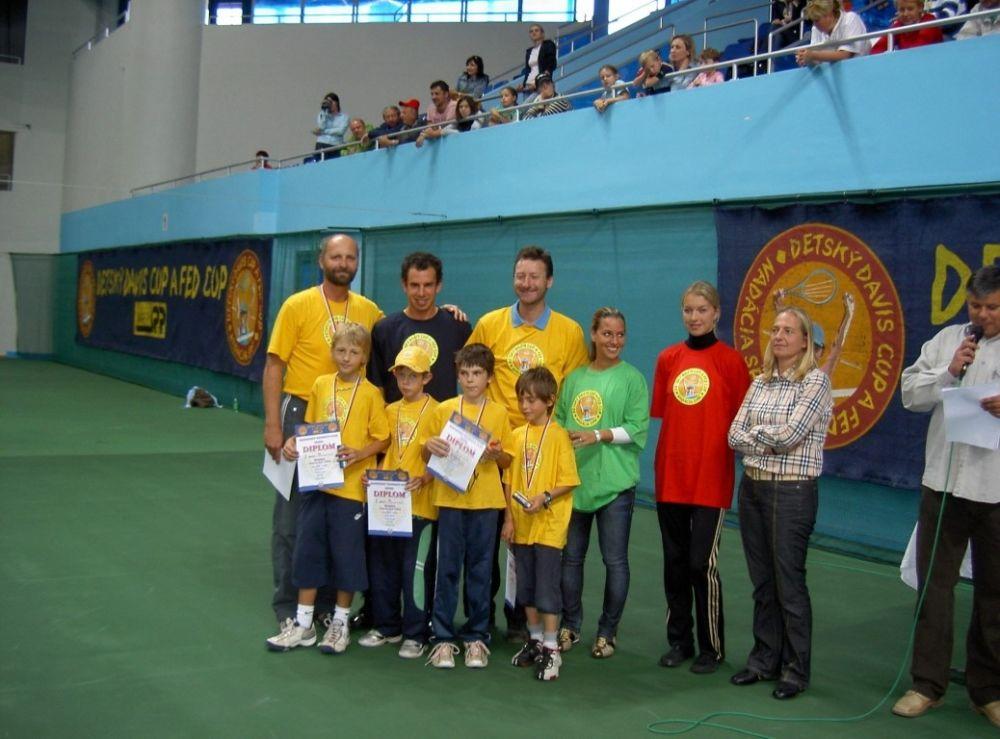 V Žiline sa uskutoční významné tenisové podujatie - ITF ŽILINA JUNIOR OPEN , foto 2