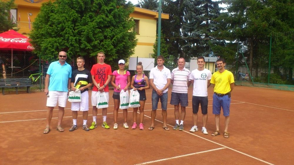 V Žiline sa uskutoční významné tenisové podujatie - ITF ŽILINA JUNIOR OPEN , foto 4