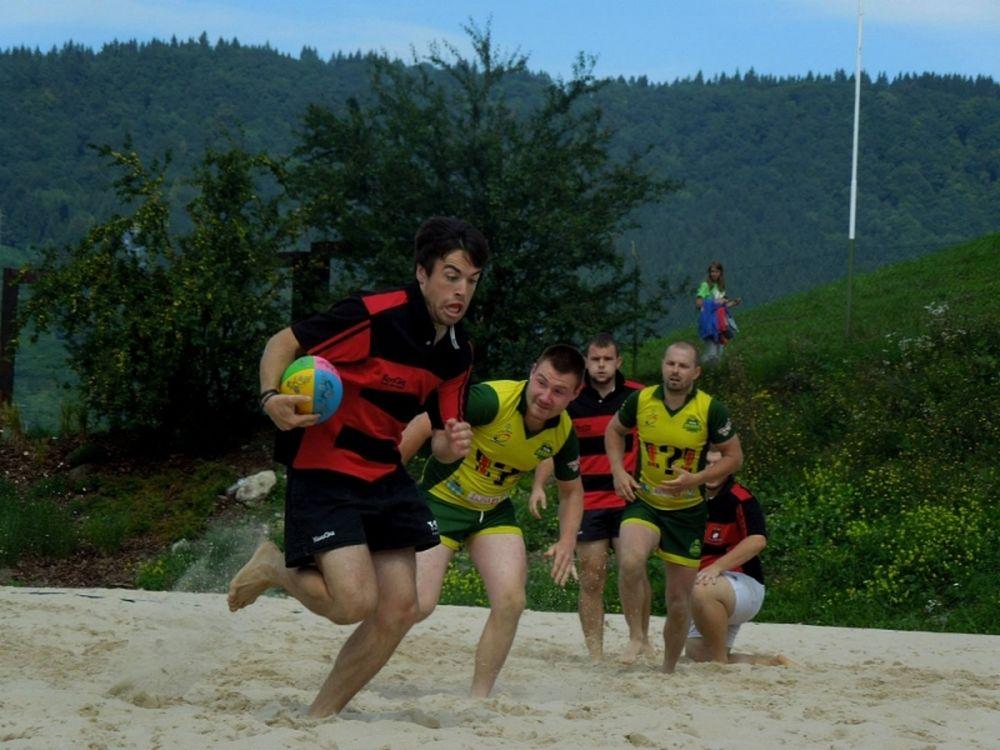 Toyota Bears Beach Rugby už v sobotu 8.8., foto 1