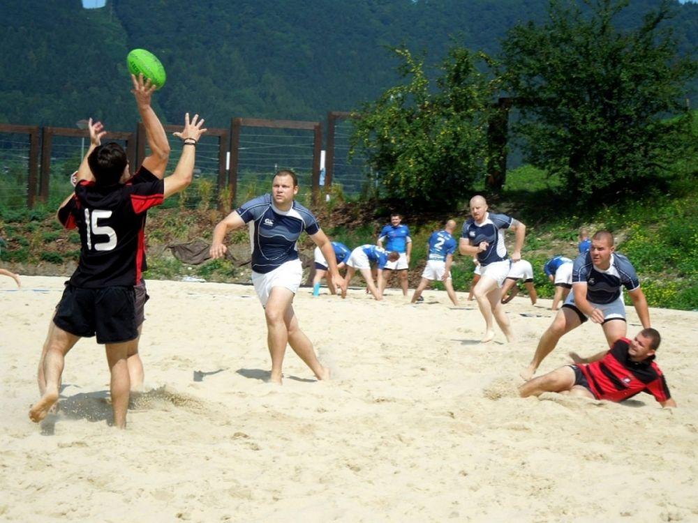 Toyota Bears Beach Rugby už v sobotu 8.8., foto 2
