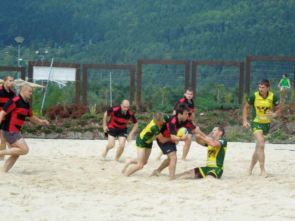 Toyota Bears Beach Rugby už v sobotu 8.8., foto 3