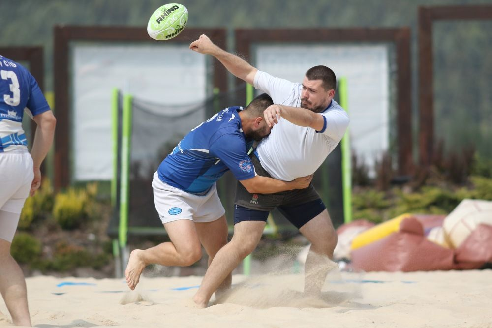 Toyota Bears Beach Rugby 2015, foto 2
