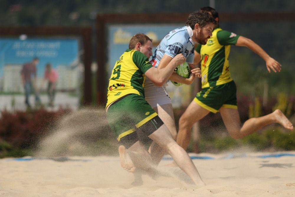 Toyota Bears Beach Rugby 2015, foto 4