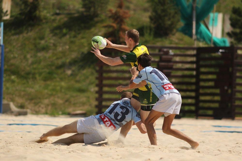 Toyota Bears Beach Rugby 2015, foto 7