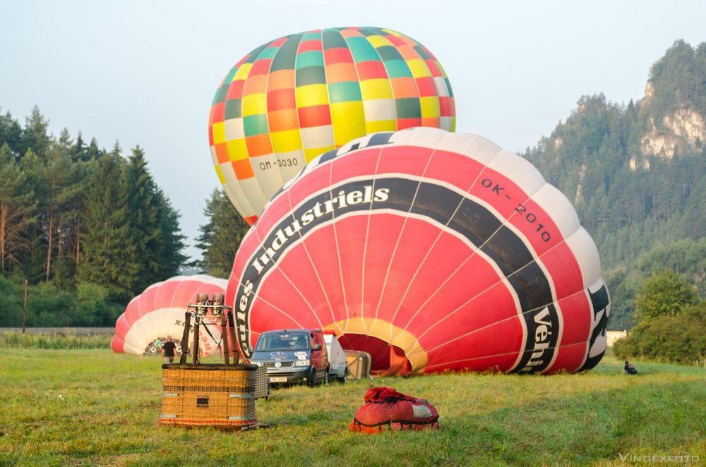 Balónova fiesta v plnom prúde, pozrite si fotografie z prvého dňa, foto 3