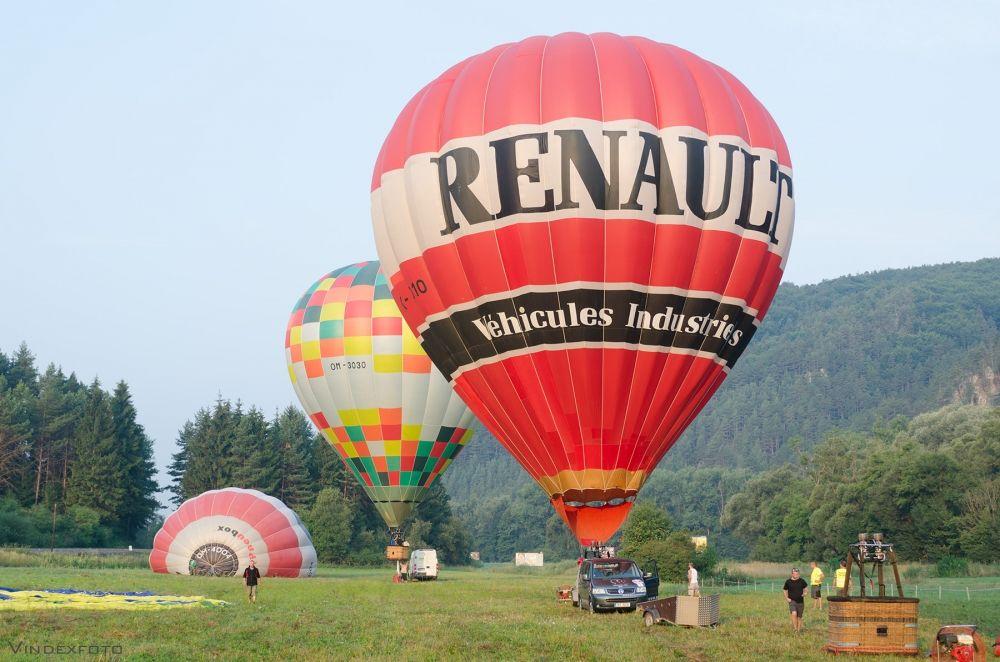 Balónova fiesta v plnom prúde, pozrite si fotografie z prvého dňa, foto 6