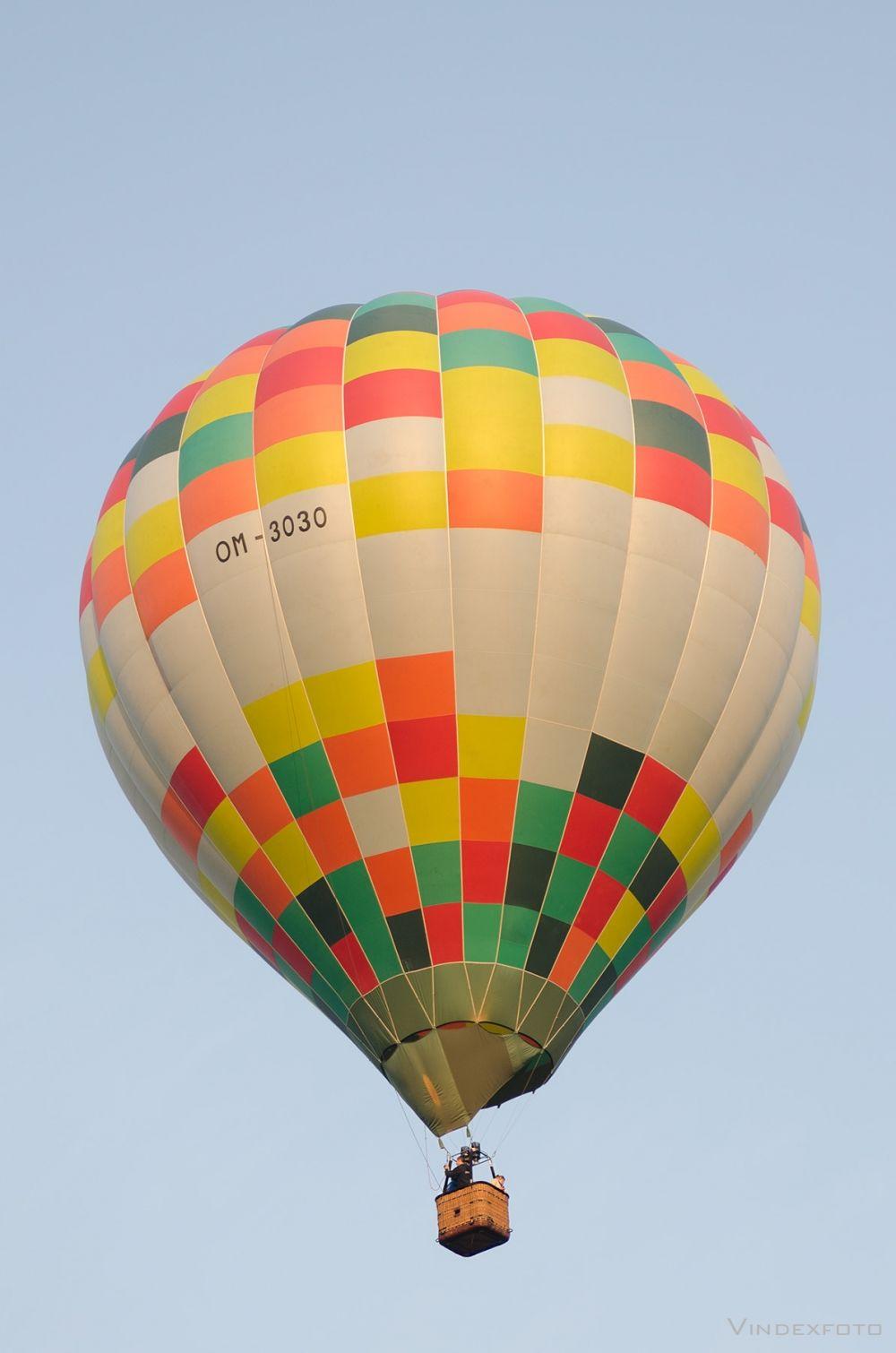 Balónova fiesta v plnom prúde, pozrite si fotografie z prvého dňa, foto 7