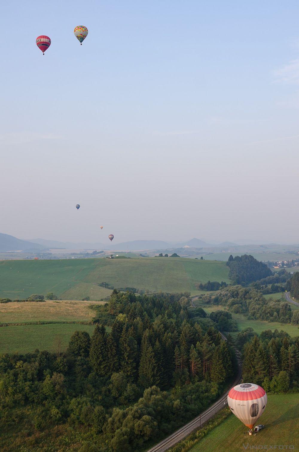 Balónova fiesta v plnom prúde, pozrite si fotografie z prvého dňa, foto 8