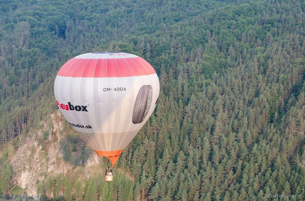 Balónova fiesta v plnom prúde, pozrite si fotografie z prvého dňa, foto 9