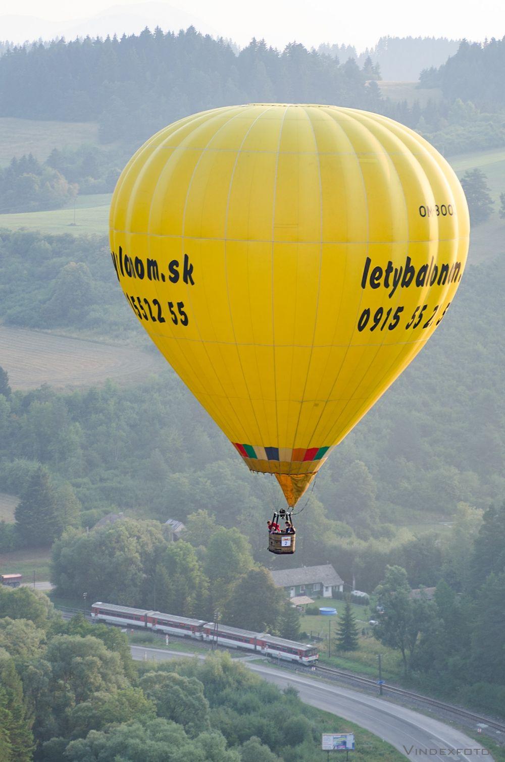 Balónova fiesta v plnom prúde, pozrite si fotografie z prvého dňa, foto 10