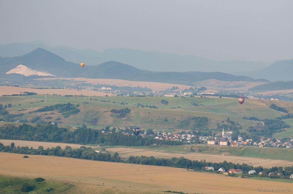 Balónova fiesta v plnom prúde, pozrite si fotografie z prvého dňa, foto 12