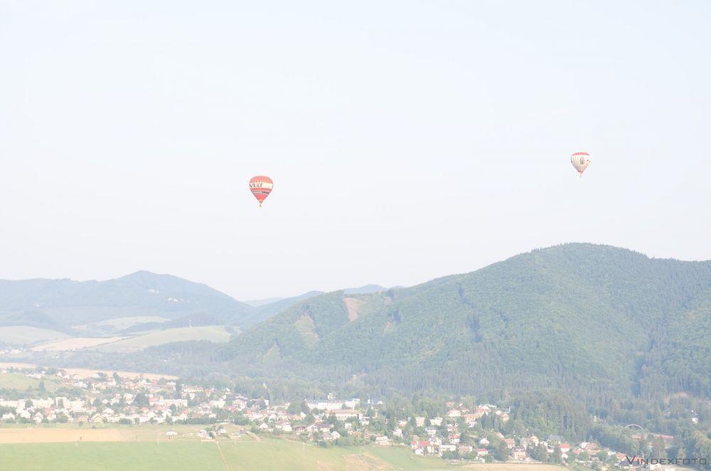 Balónova fiesta v plnom prúde, pozrite si fotografie z prvého dňa, foto 14