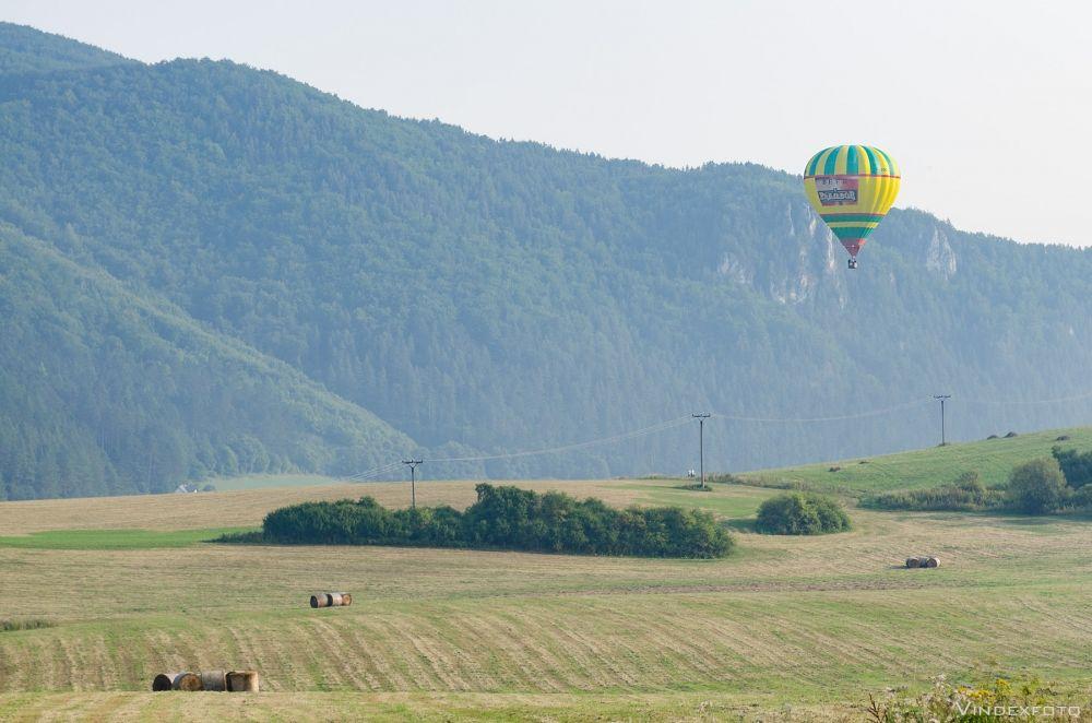 Balónova fiesta v plnom prúde, pozrite si fotografie z prvého dňa, foto 16