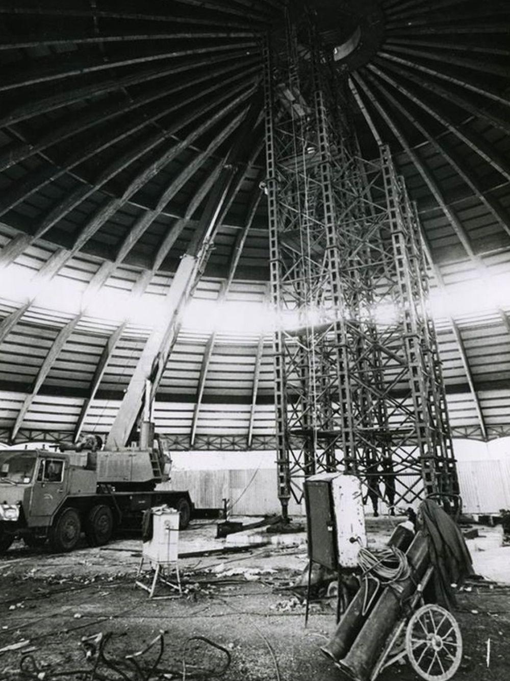 33 fotiek z výstavby športovej haly na Bôriku, foto 5