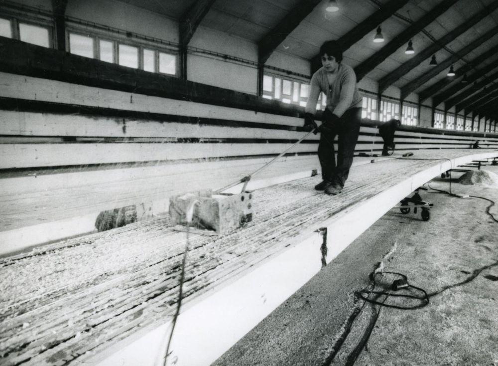 FOTO: 33 záberov z výstavby športovej haly na Bôriku v Žiline, foto 7